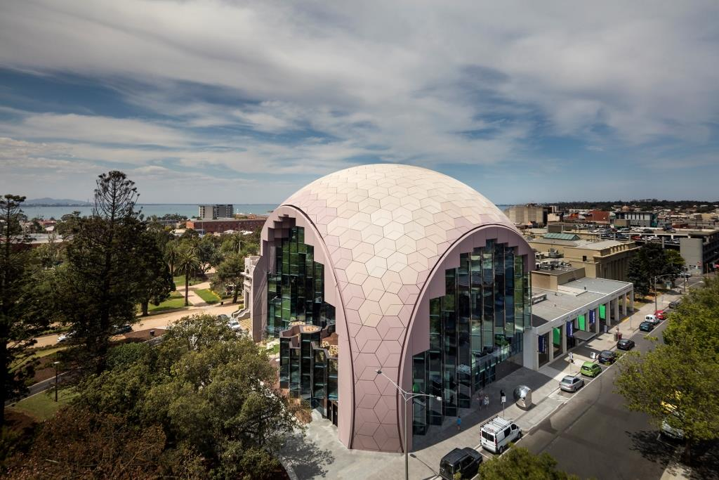 Geelong Library Heritage Centre MODEL PROGRAMME FOR